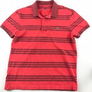 Lacoste | Men's Polo Short Sleeve Button Shirt
